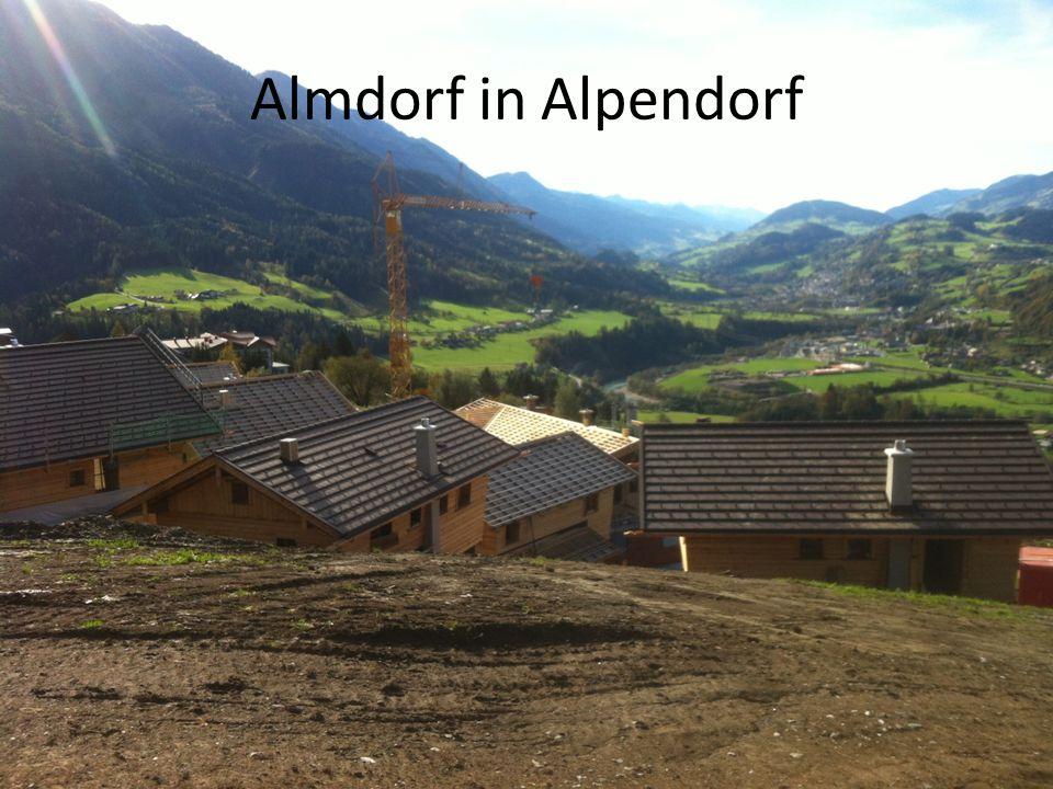 Almdorf in Alpendorf