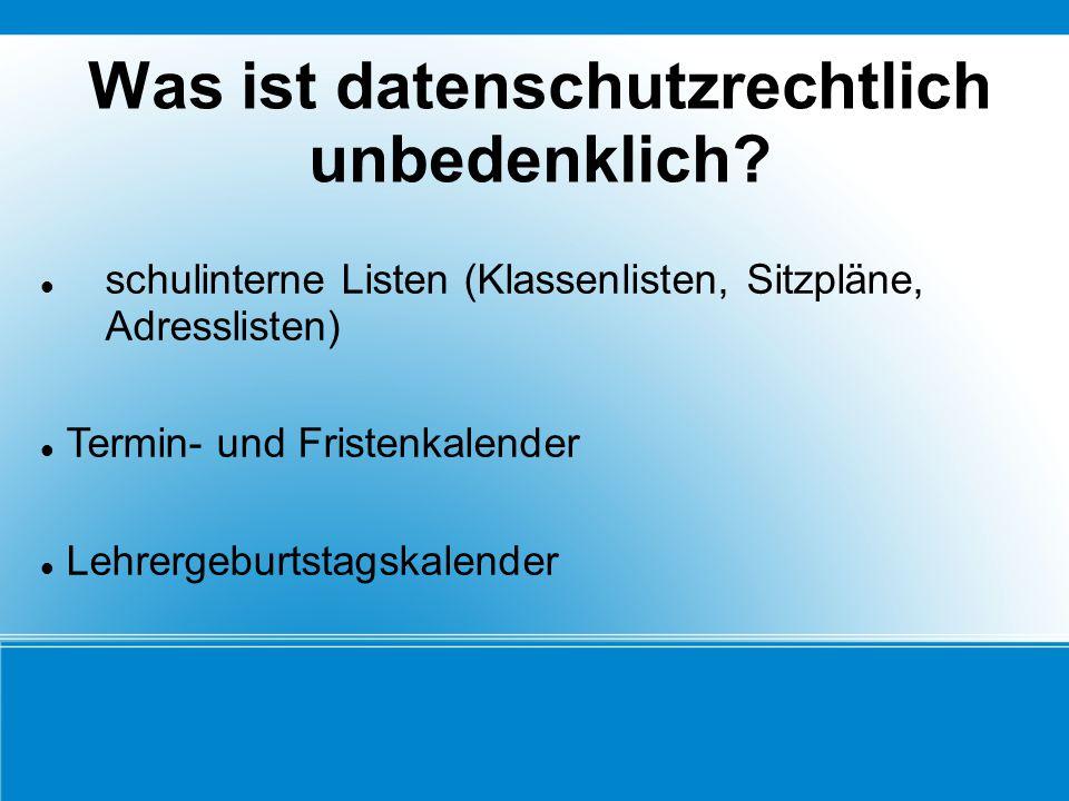 NOTENMANAGER Gilt an der HBS ab Schuljahr 2014/15: Keine Speicherung von Ordnungsmaßnahmen.