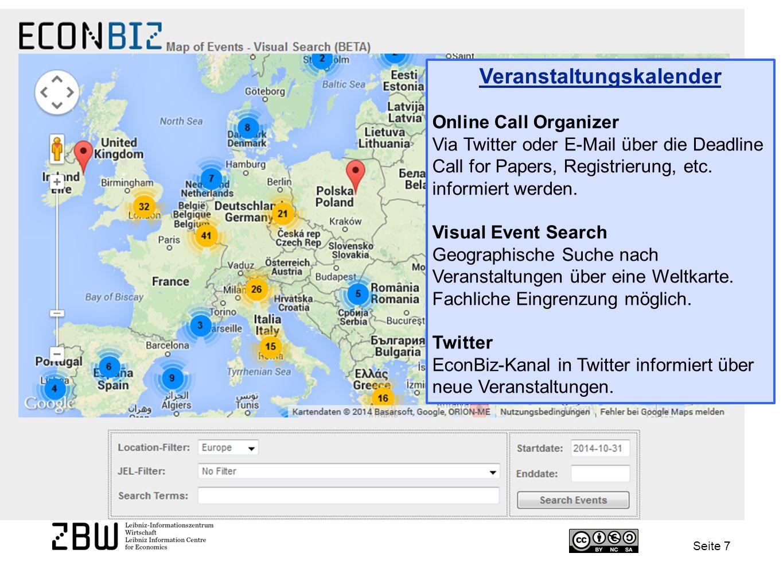Seite 8 In den Apps: Auswahl einer Heimatbibliothek Verfügbarkeit in dieser Bibliothek anzeigen Öffnungszeiten, Website und Kontakt der Bibliothek finden Mobile Apps + mobil optimierte Website