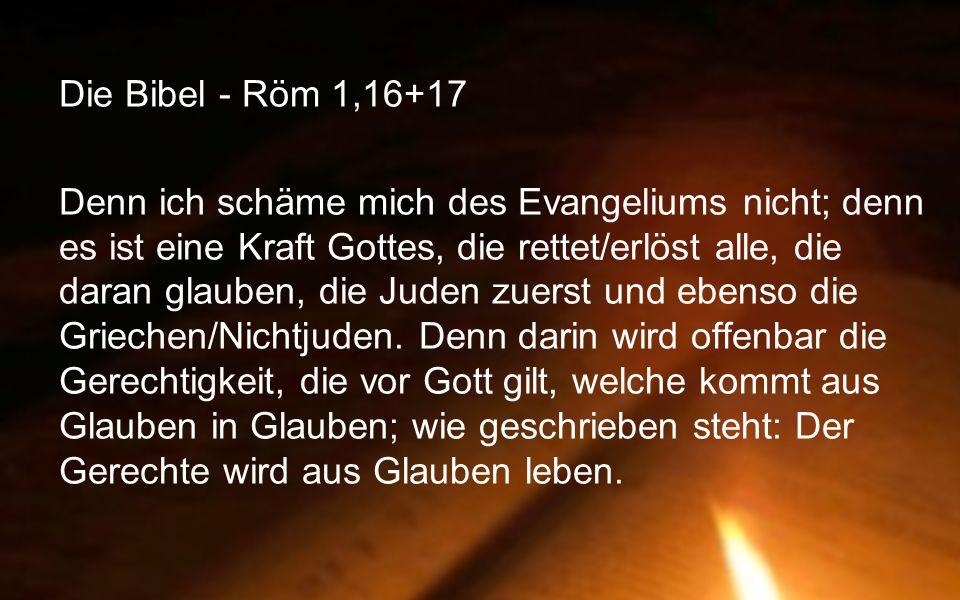Die Bibel – Röm 2,4-6 Verachtet ihr seine große Freundlichkeit, Nachsicht und Geduld.