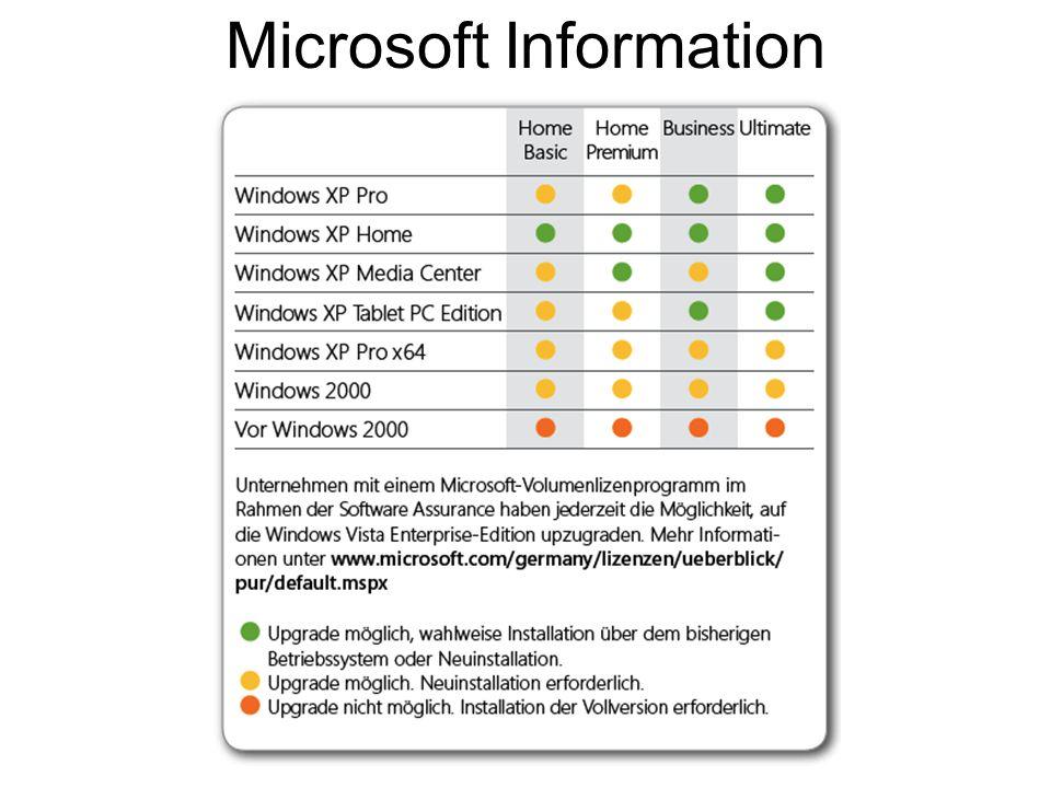 Microsoft Information