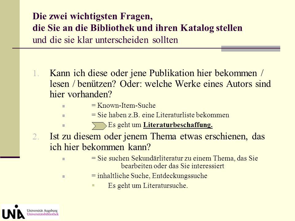 """Homepage der Universitätsbibliothek Germanistik-Seite unter dem Menüpunkt """"Informationen zu einzelnen Fächern"""""""