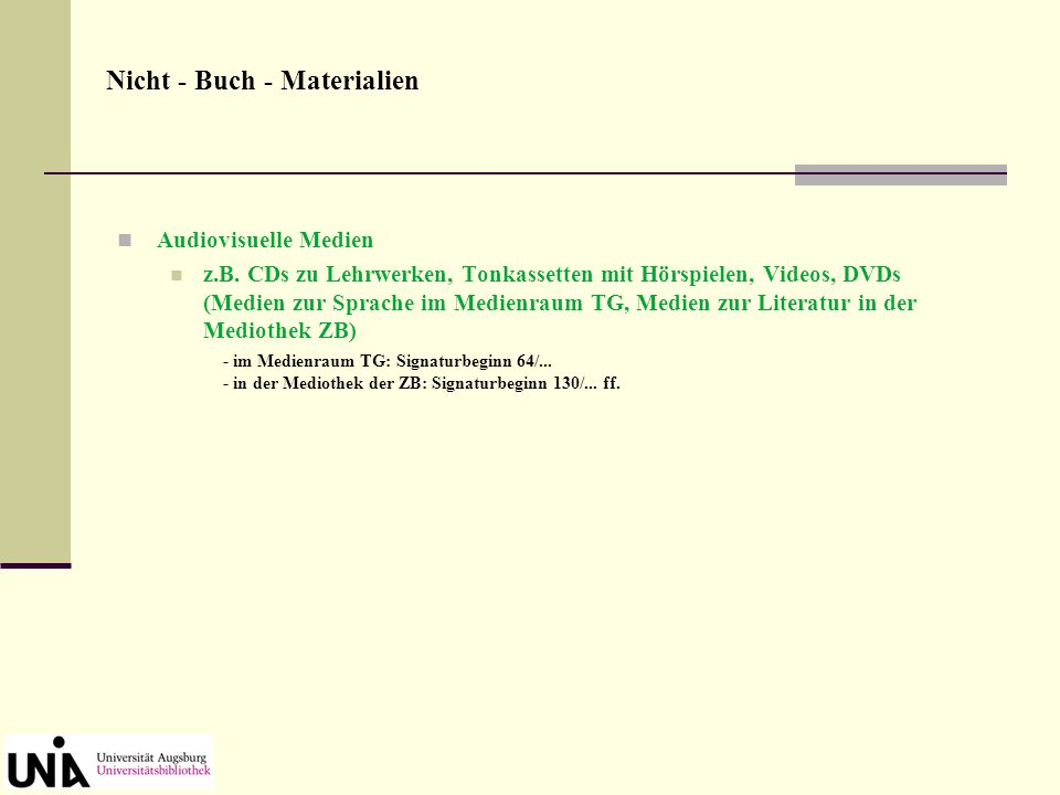 64/GD 1001 B239Barbour: Variation in German 64/GF 7001 R933 M5 Ruh: Meister Eckhart 64/GH 1205 D994Dyck: Ticht-Kunst 64/GK 1160 H813 Horn: Trauer schr