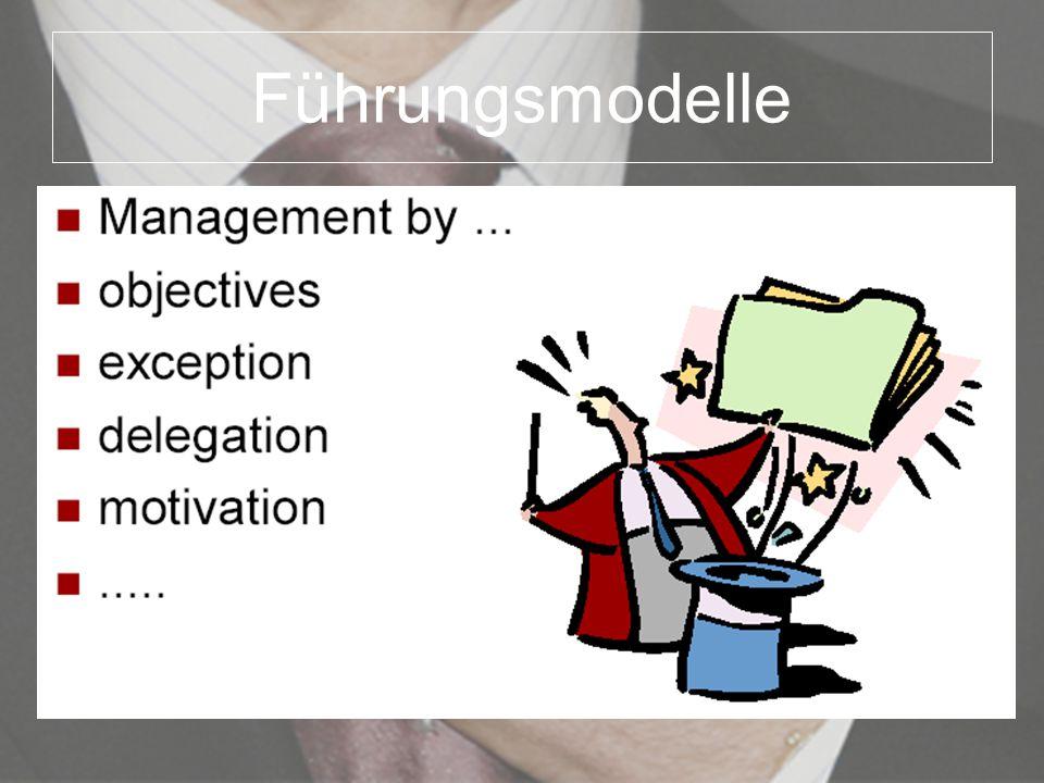 Führungsmodelle