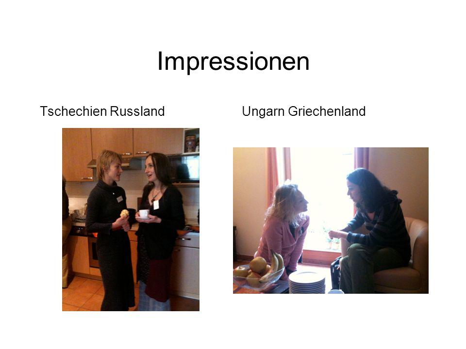 Impressionen Tschechien RusslandUngarn Griechenland