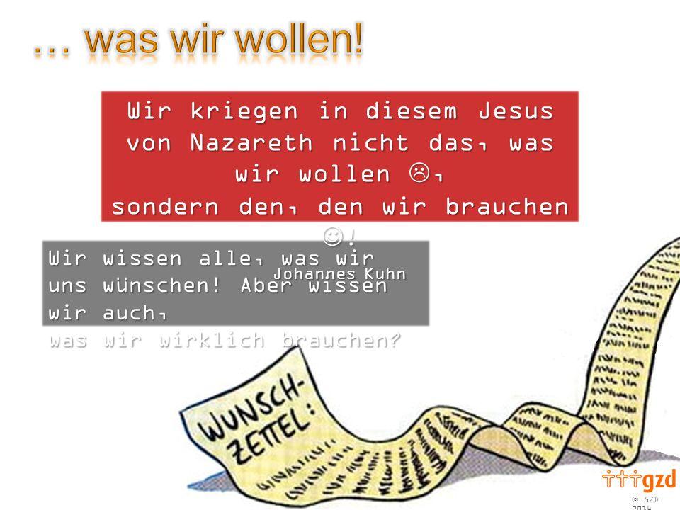  GZD 2014 O du fröhliche… …Welt ging verloren, Christ ist geboren