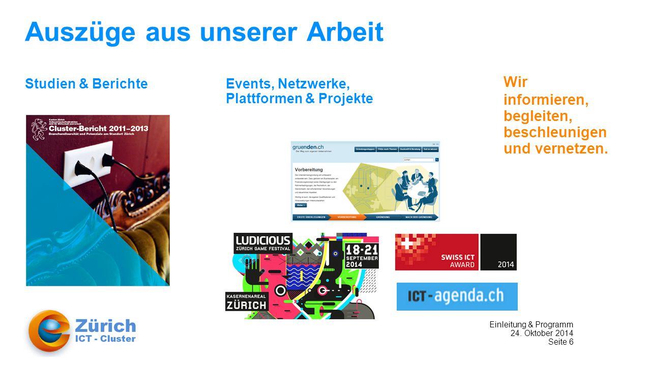 Einleitung & Programm 24.