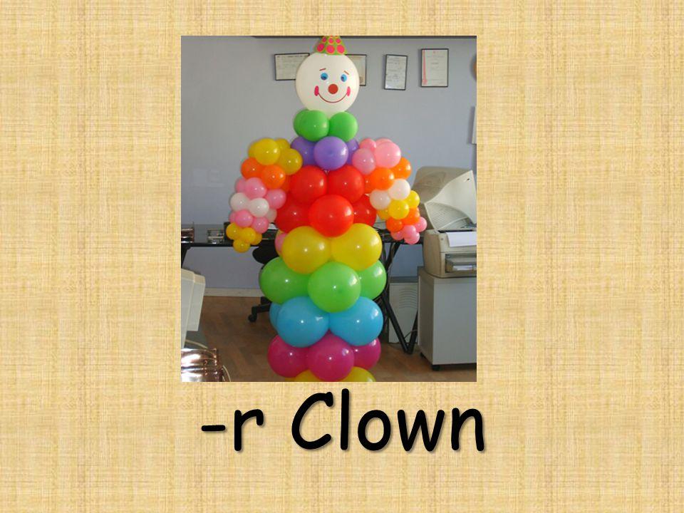 -r Clown
