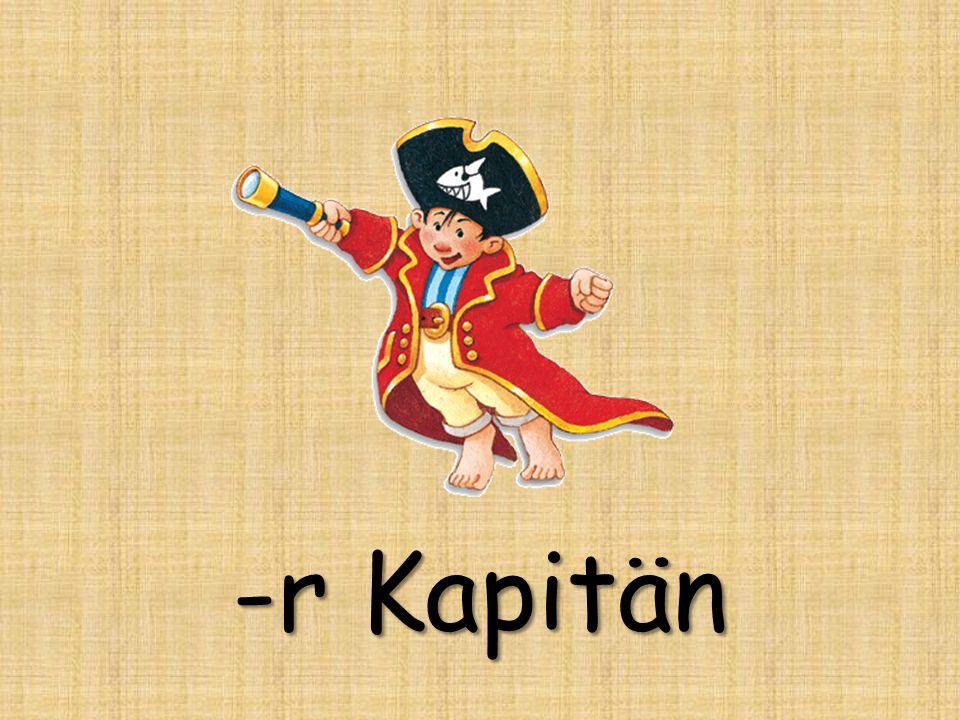 -r Kapitän