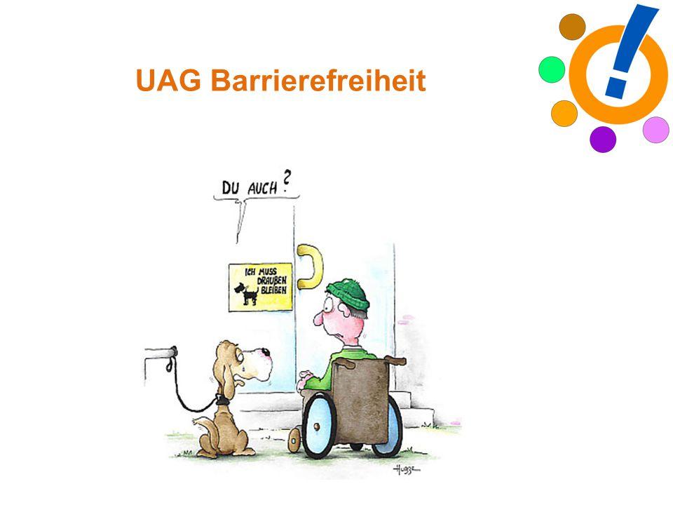 UAG Barrierefreiheit