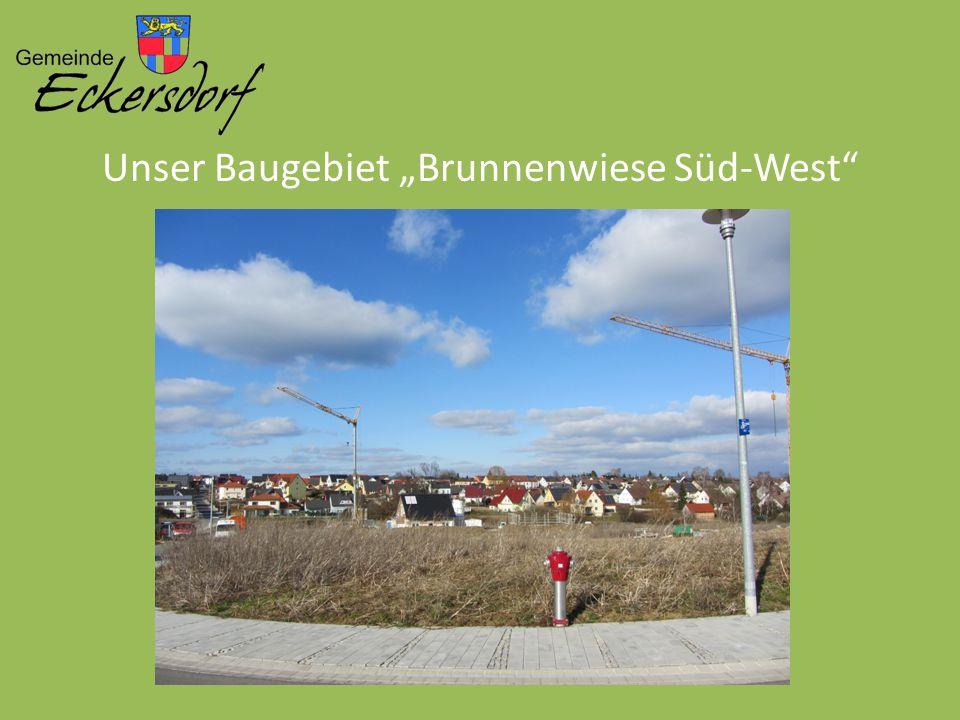 """Unser Baugebiet """"Brunnenwiese Süd-West"""