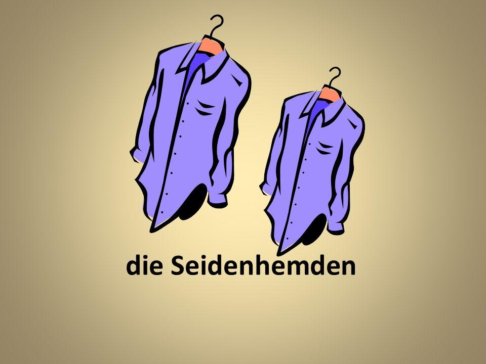 das Seidenhemd