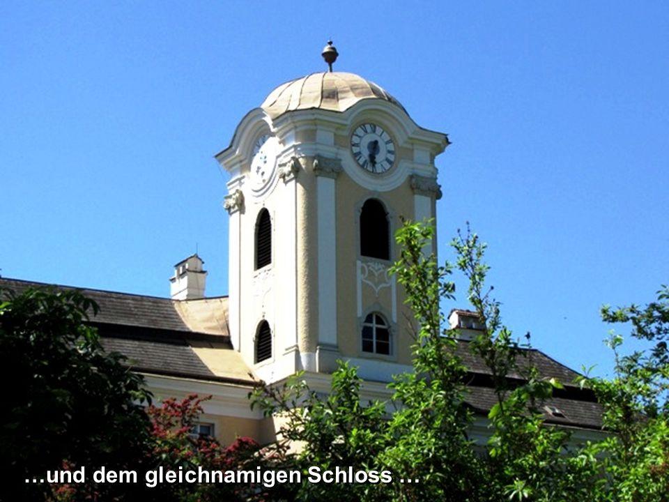 …vorbei am Dorf Rosenau… …vorbei am Dorf Rosenau…