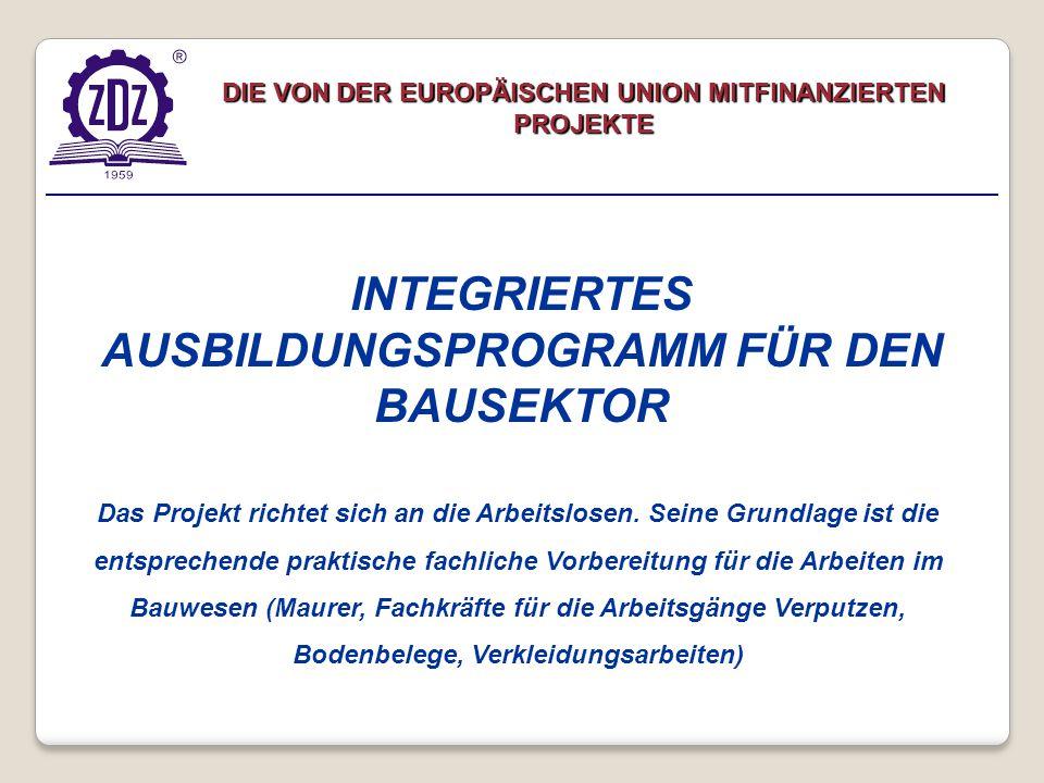 Das Projekt richtet sich an die Arbeitslosen.