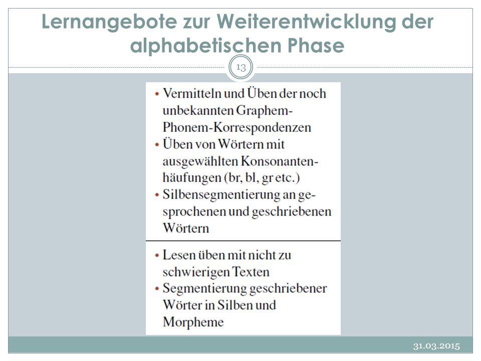 Die 2 Wege des Lesens (vgl.Schründer-Lenzen, 2013, S.