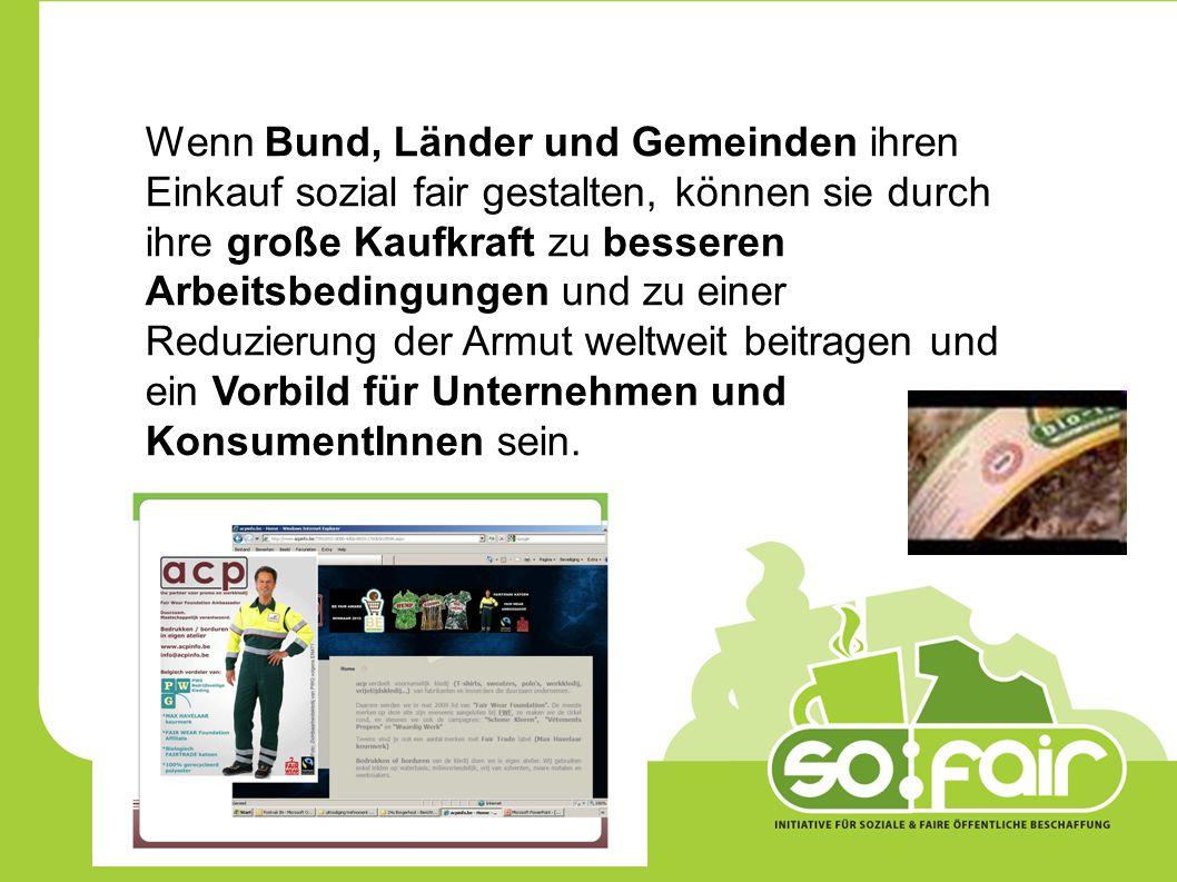 Zum Weiterlesen Und vieles mehr unter: www.fairebeschaffung.at/de/downloads/category/downloads-und-bestellungen