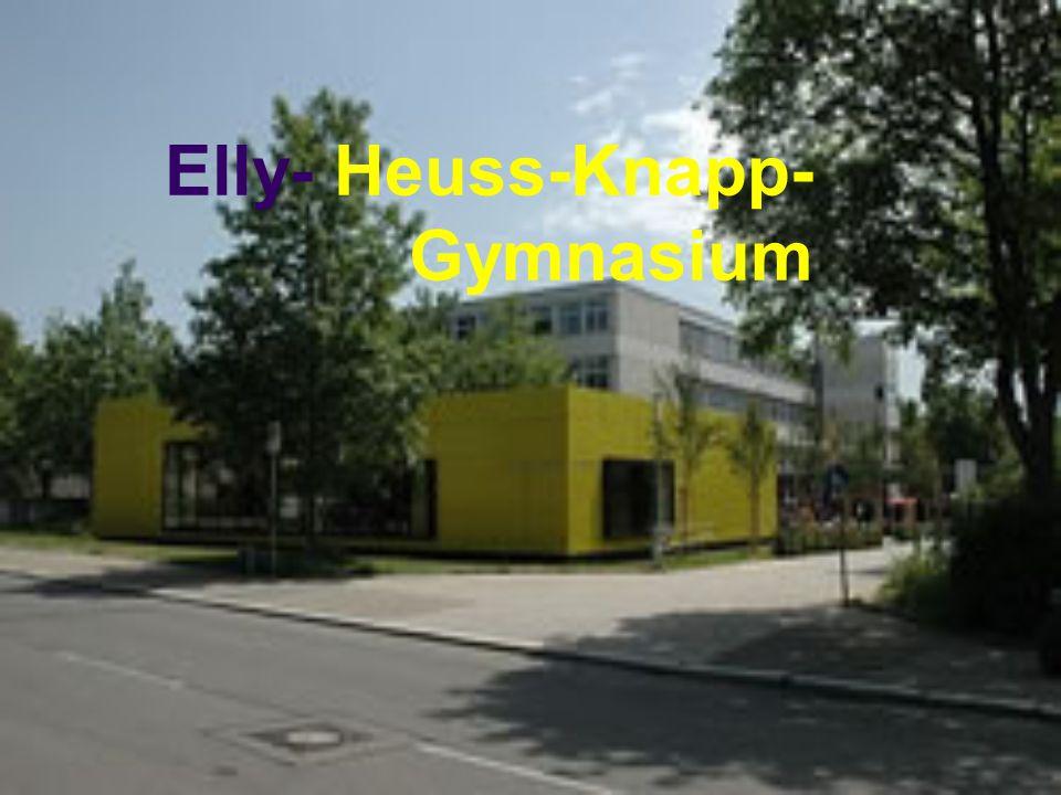 Elly- Heuss-Knapp- Gymnasium