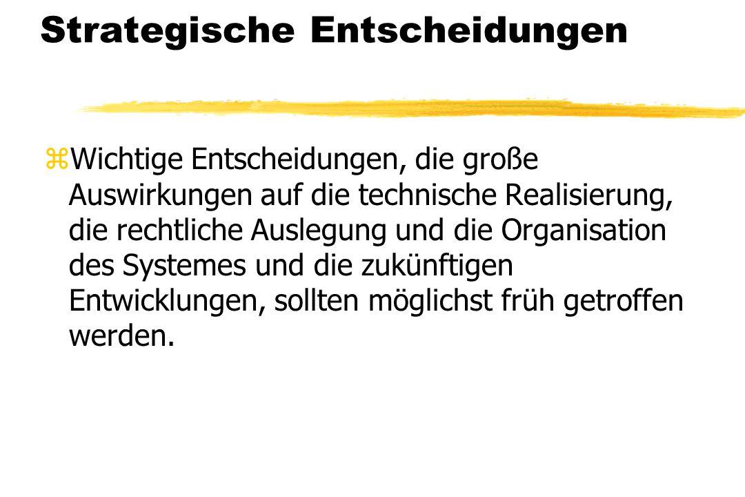 Uni Trier   überstürzte Planung und Realisierung ( um Zuschuss zu erhalten )   Angst vor Anwendungen, die später dazukommen könnten...