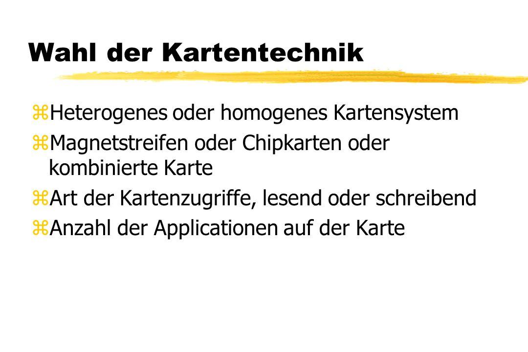 Uni Bochum ( Pilotprojekt für Nordrhein-Westfalen) Nicht auf der Karte gespeichert werden:  Abschlüsse und Noten  Ausleihstatus beinhaltet nur, ob Belastungen existieren ( z.B.