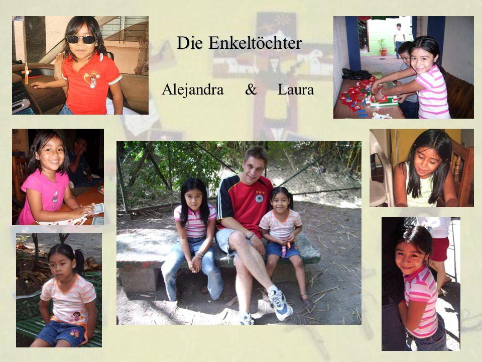 Die Enkeltöchter Alejandra & Laura