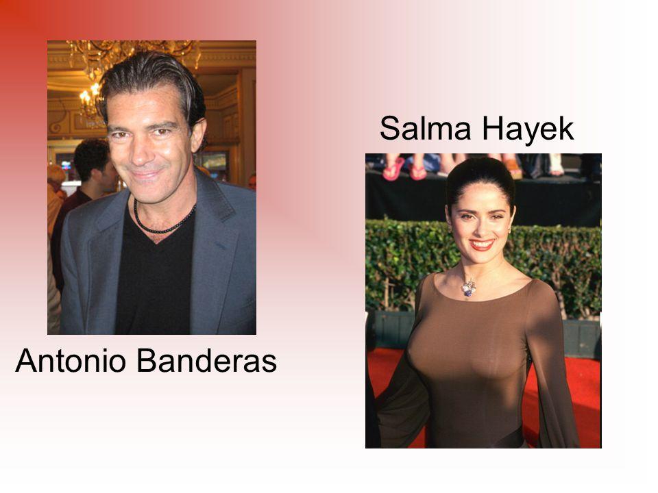 Antonio Banderas Salma Hayek