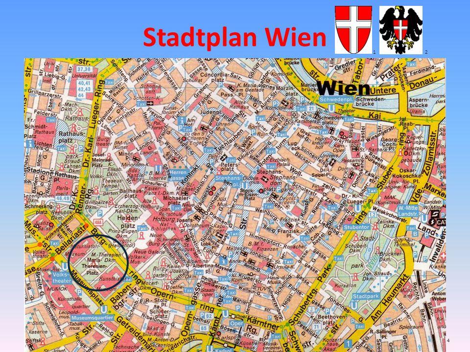 Stadtplan Wien 12 4