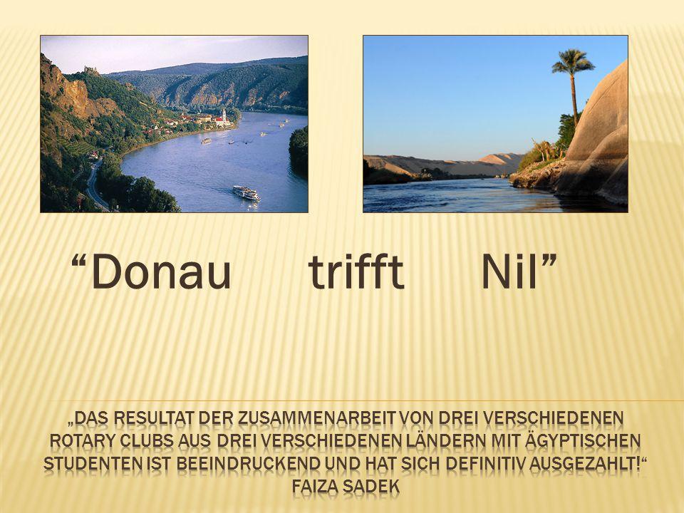 Donau trifft Nil