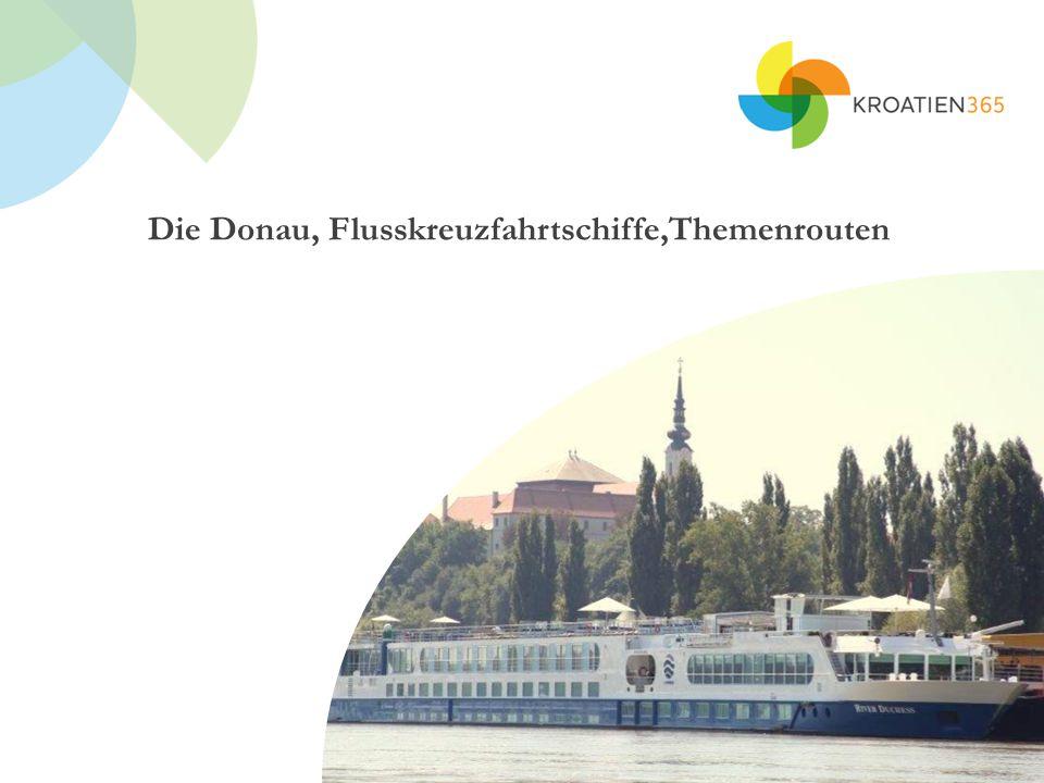 Die Donau, Flusskreuzfahrtschiffe,Themenrouten