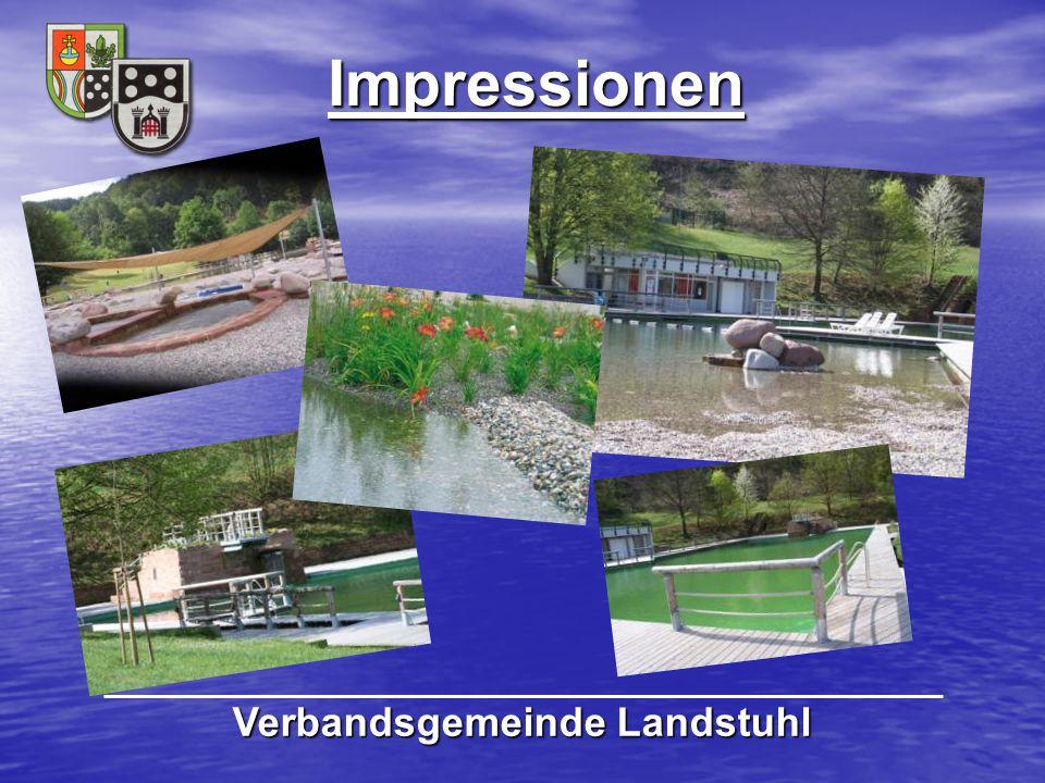 Einrichtungen (2) Verbandsgemeinde Landstuhl Eröffnet am 17.
