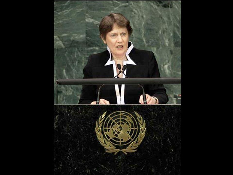Irene Rosenfeld ist CEO des drittgrössten Nahrungsmittelherstellers der Welt, Mondalez International.