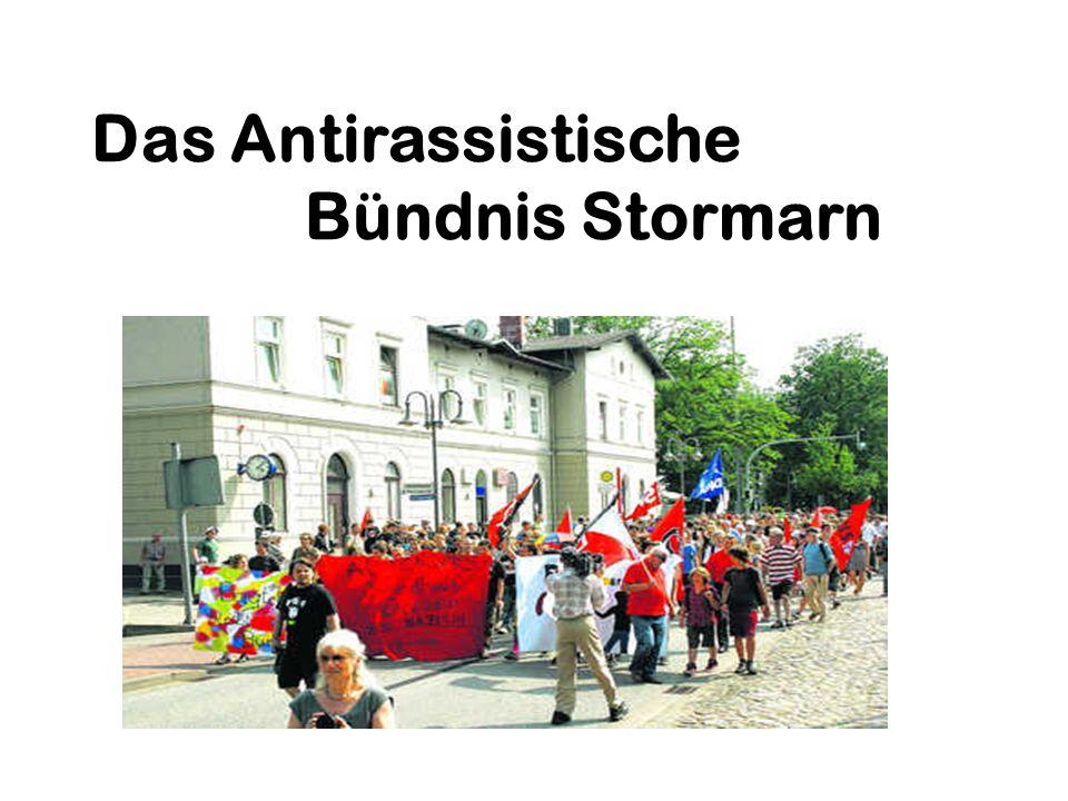 Das Antirassistische Bündnis Stormarn