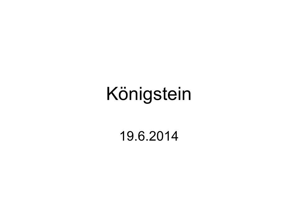 Königstein 19.6.2014