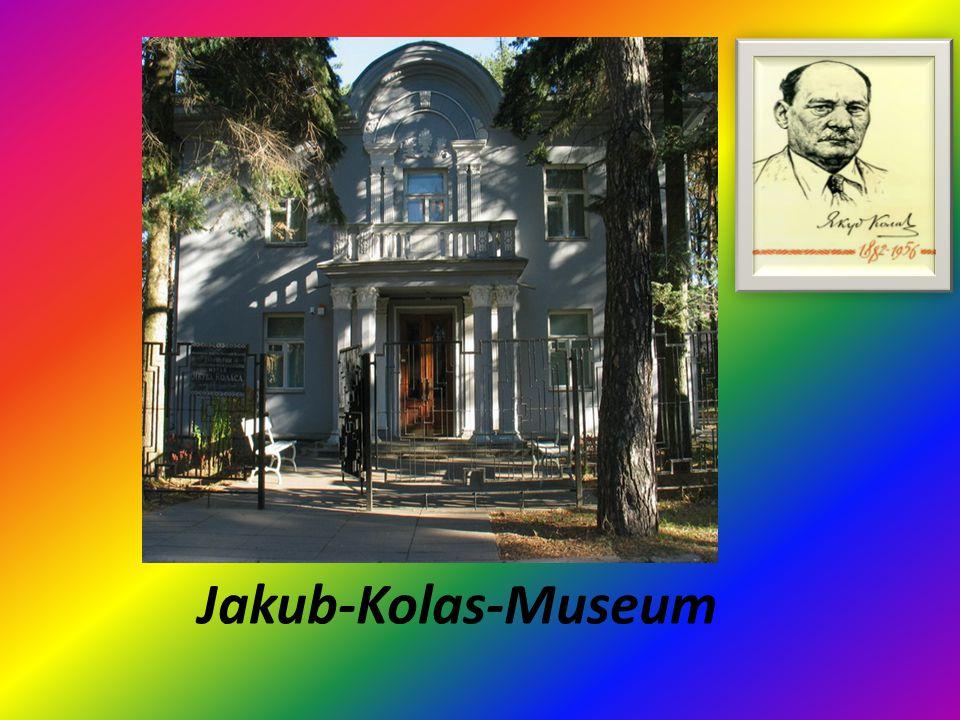 Jakub-Kolas-Museum