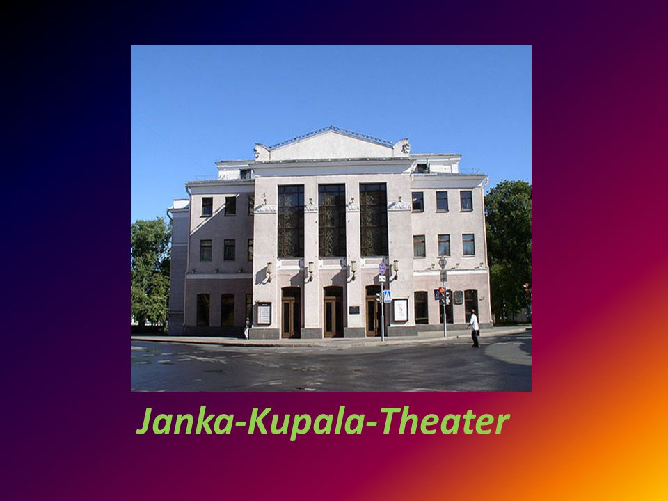Janka-Kupala-Theater
