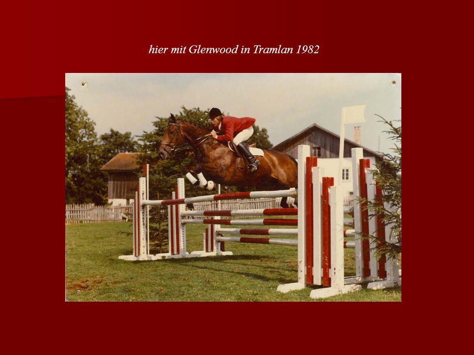 hier mit Glenwood in Tramlan 1982