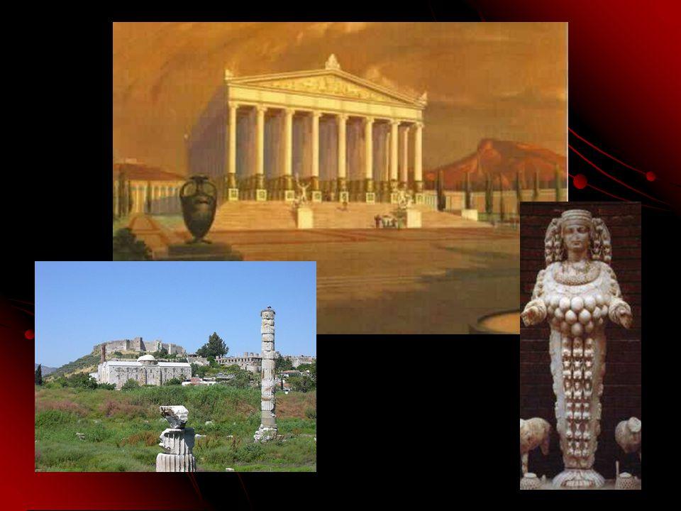 Das Grabmal des Mausolos OrtHalikarnassos (Bodrum / Türkei ) ErbauerKönig Mausolos von Halikarnassos Baubeginn377 - 350 v.
