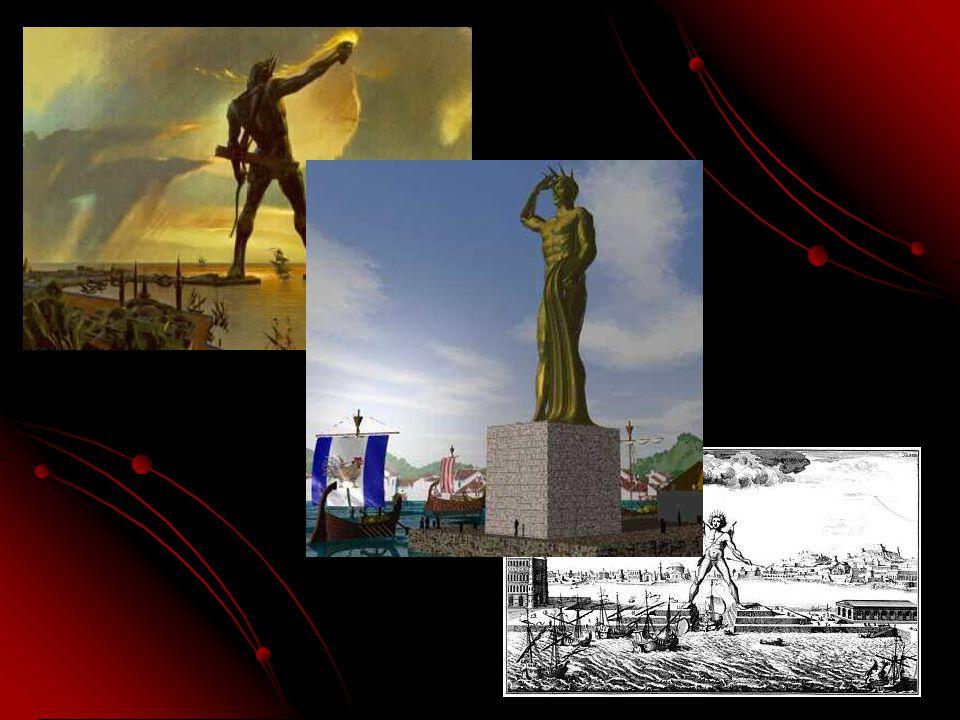 Der Leuchtturm von Alexandria* OrtAlexandria, Ägypten, Mündung des Nils ErbauerAlexander der Grosse / Ptolemaios I.