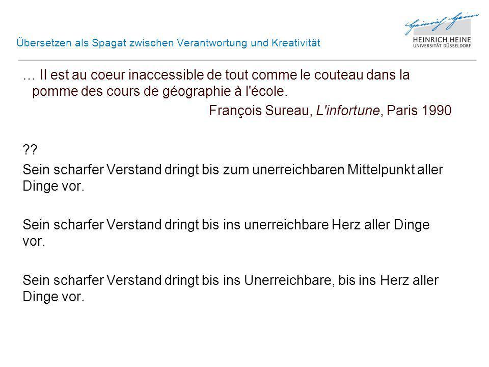 Übersetzen als Spagat zwischen Verantwortung und Kreativität Günter Grass, Der Butt, 1977 Jopenbier Übers.