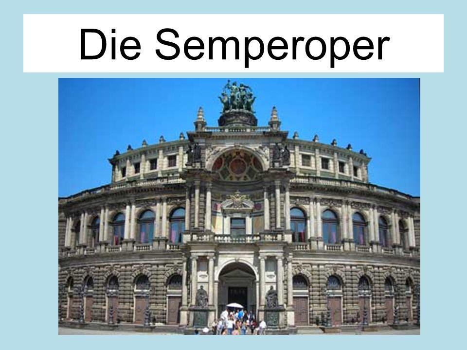 Die Semperoper