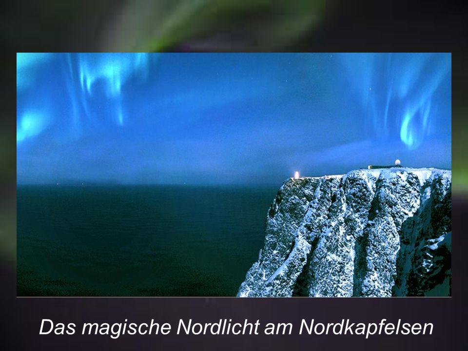 Reisen Sie zum Nordkap