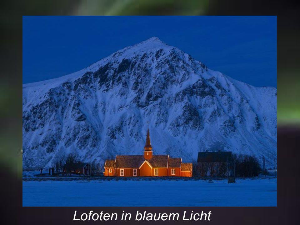 Norwegen Tromsö Eismeerkathedrale