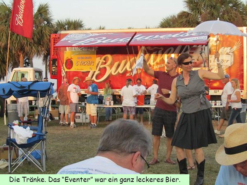 """Die Tränke. Das """"Eventer"""" war ein ganz leckeres Bier."""
