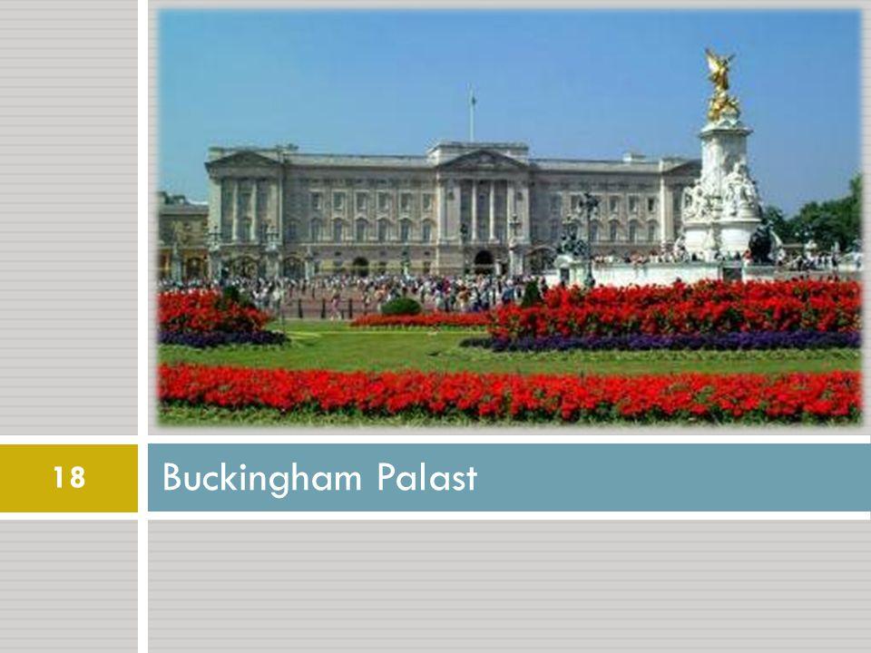 Buckingham Palast 18