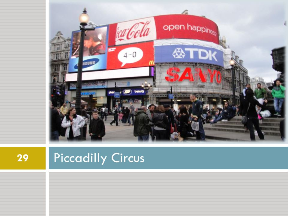 Piccadilly Circus 29