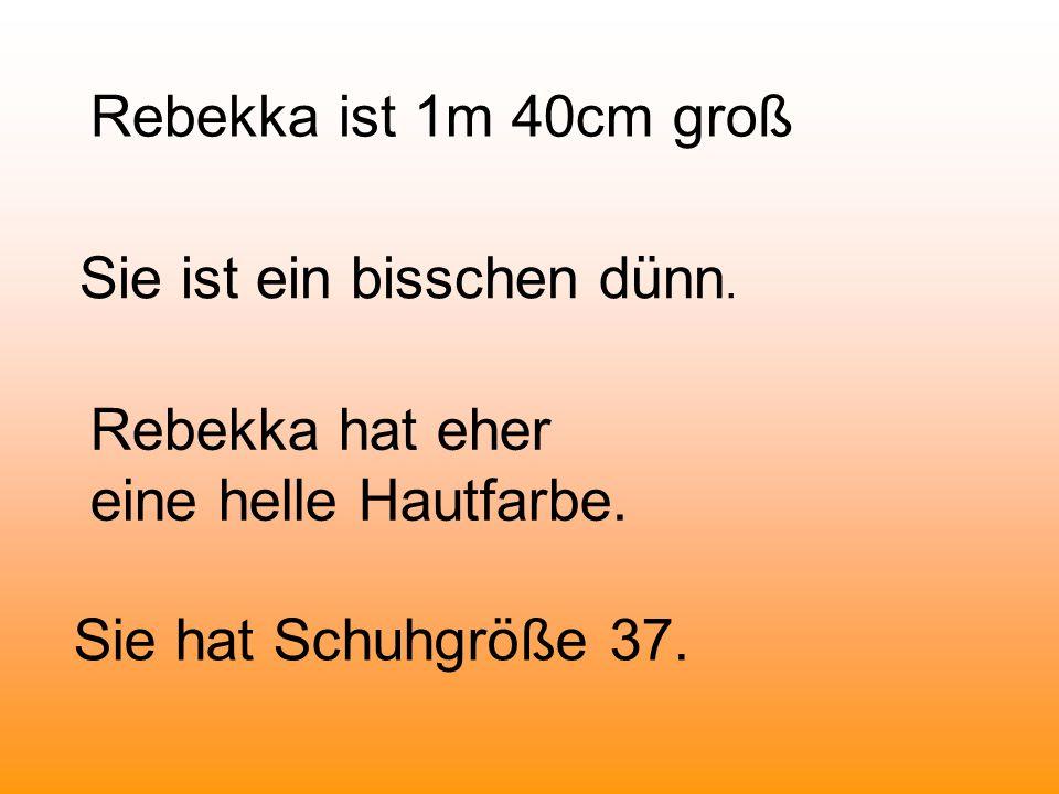 Sie wohnt in Nussbaum 361.
