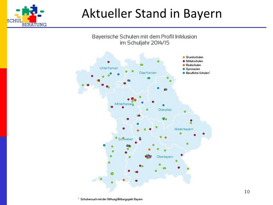 Aktueller Stand in Bayern 10