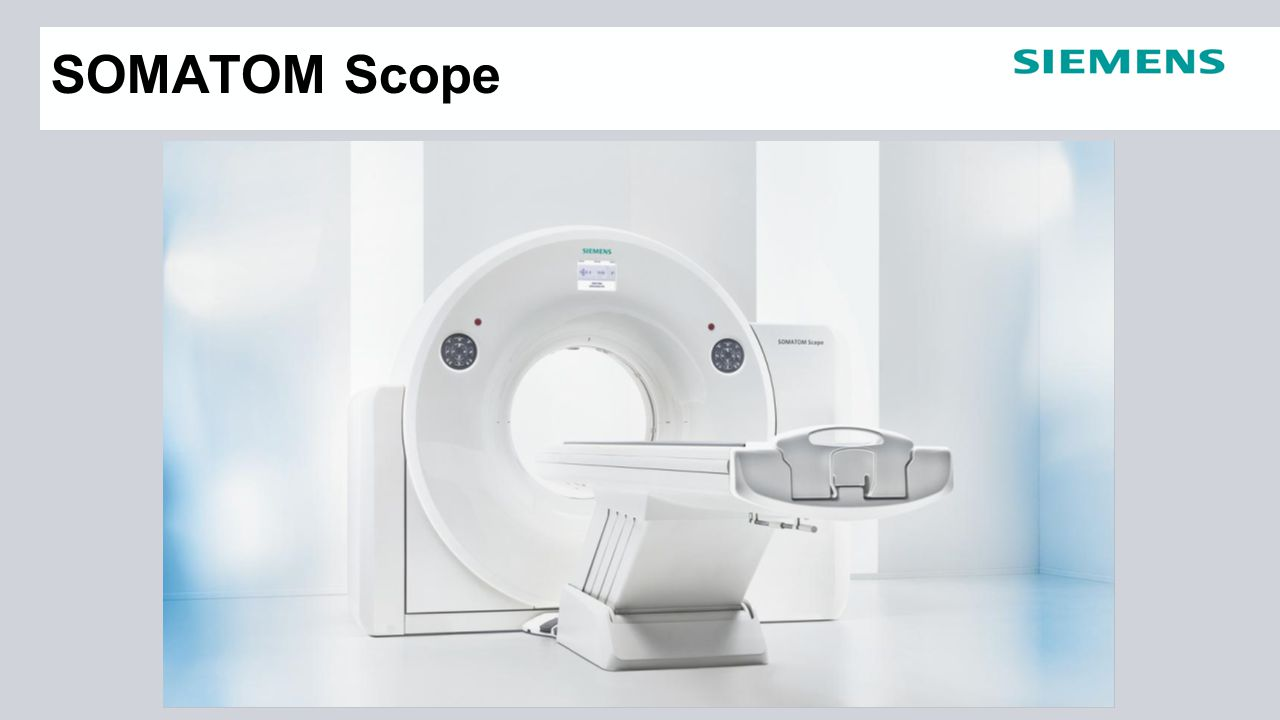 October 2010 SOMATOM Definition AS The World`s First Adaptive Scanner