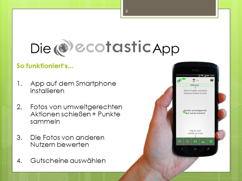 Die App 6 So funktioniert's...