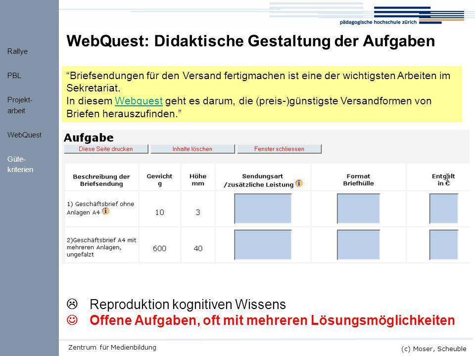 """Kick-off ALMO (c) Moser, Scheuble Zentrum für Medienbildung """"Briefsendungen für den Versand fertigmachen ist eine der wichtigsten Arbeiten im Sekretar"""