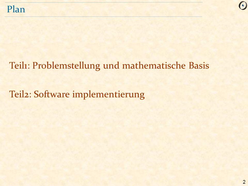103 Initialisierung Alle Elemente und alle Bedingungen müssen abgearbeitet werden, um diese Datenstrukturen zu erzeugen.
